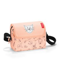 Kindergartentasche Everydaybag Cats and Dogs Pink