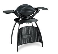 Elektrogrill Weber Q 1400 Electric Grill with Stand and Tables