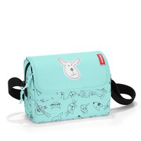 Kindergartentasche Everydaybag Cats and Dogs Mint