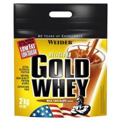 Gold Whey Protein - 2000g - Schokolade
