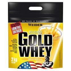 Gold Whey Protein - 2000g - Vanille