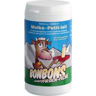 Molke Bonbons L-Carnitin Pfirscih Dose, 190 Stück